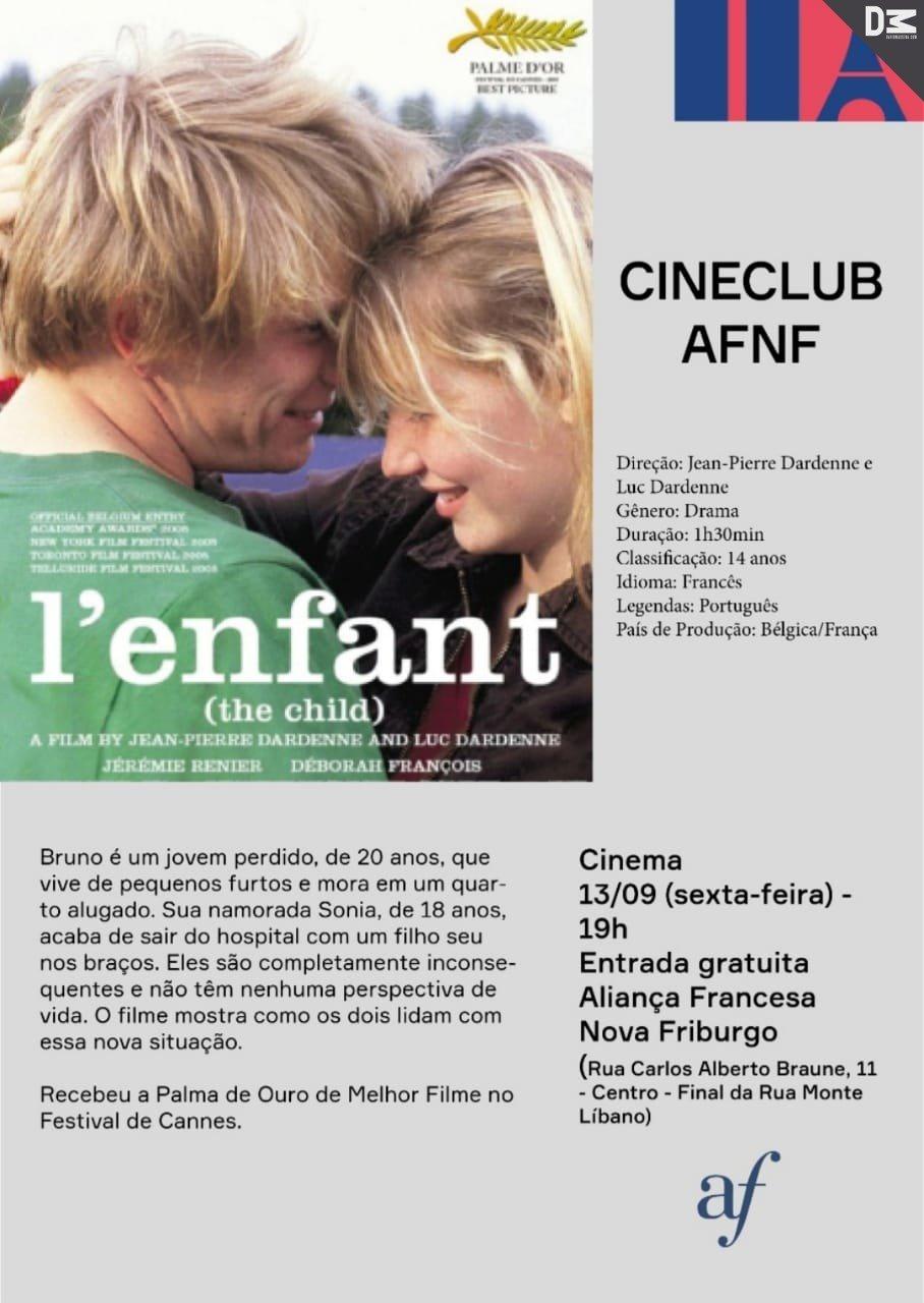 Cineclube Aliança Francesa está de volta