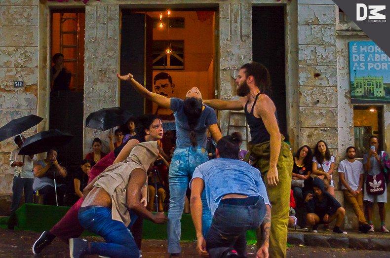Grupo Camaleão, de Minas Gerais, abre o Encontro Sesc de Dança nesta quarta-feira