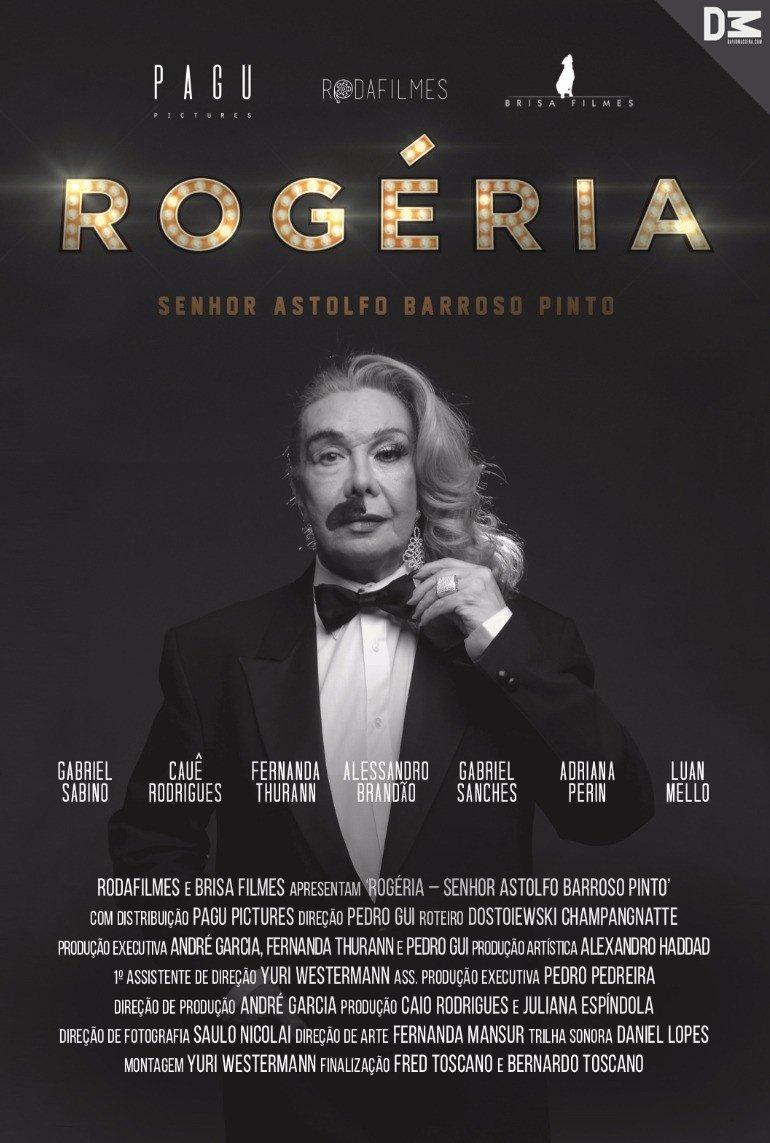 Rogéria vive!