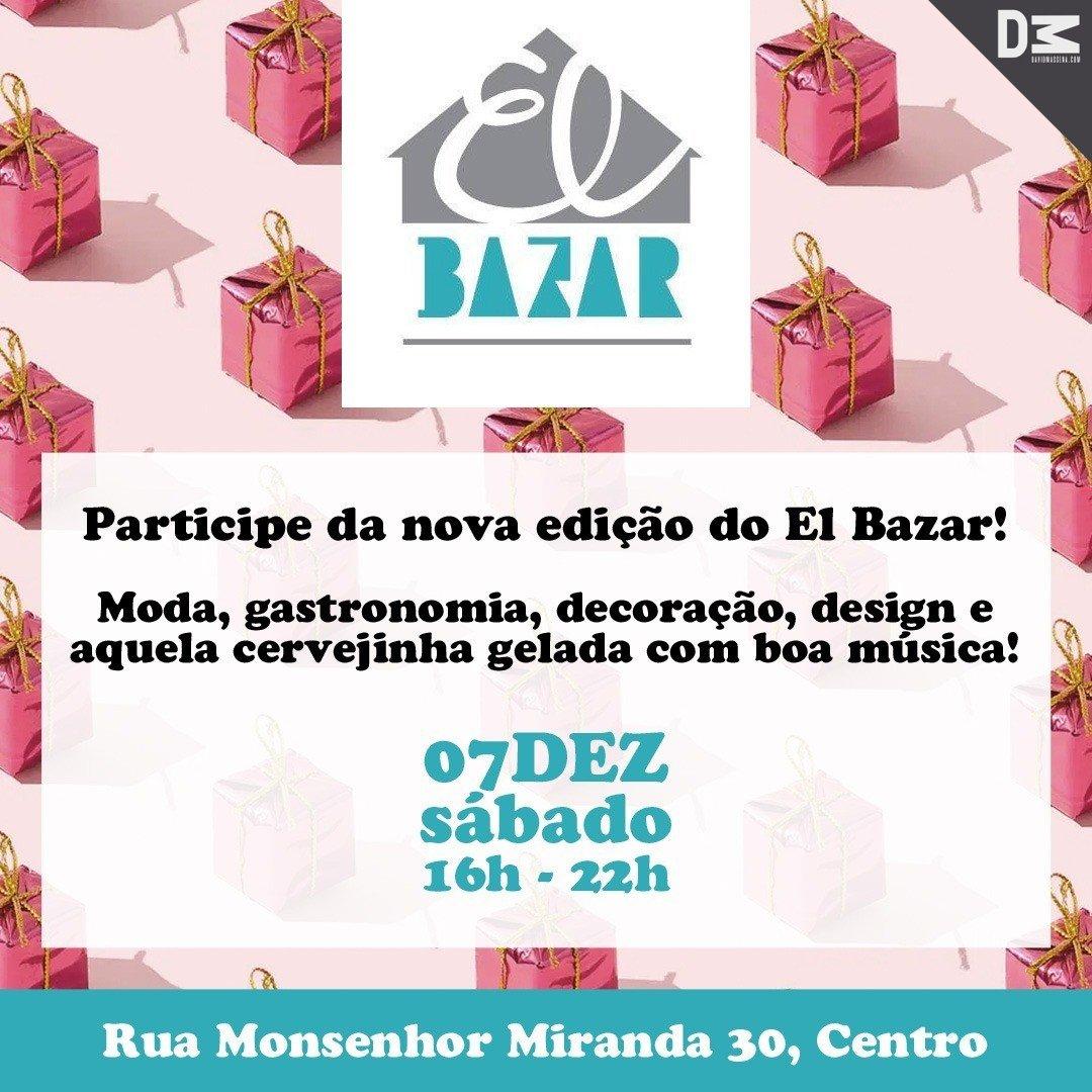 El Bazar em nova edição