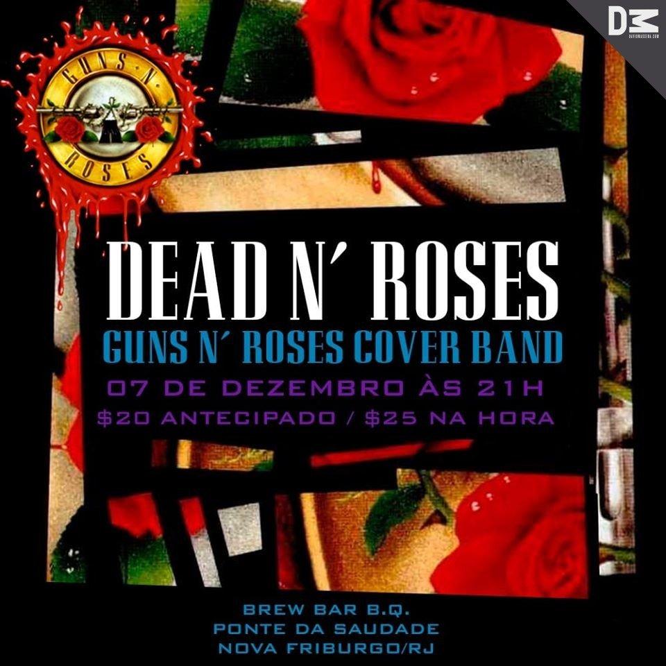 Dead N'Roses em Friburgo
