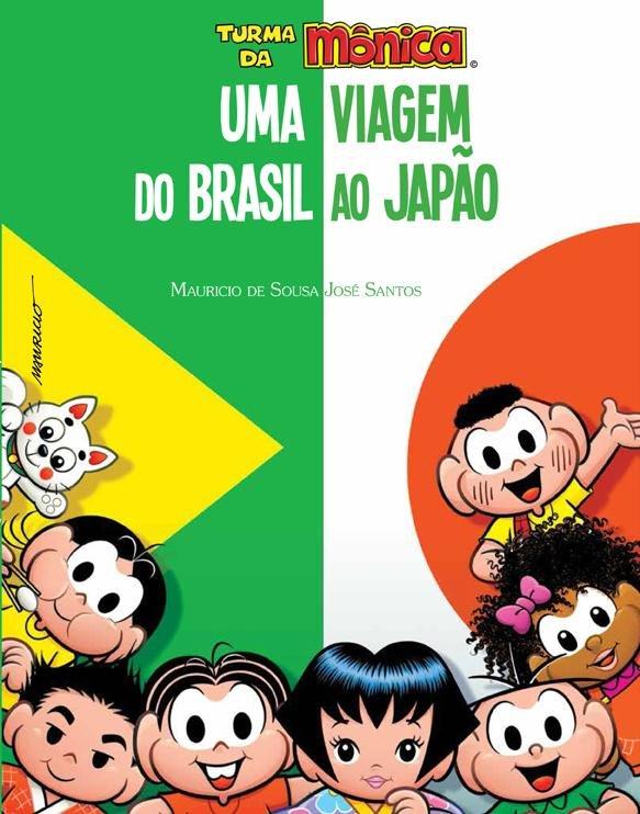 Maurício de Sousa comentará a presença da cultura japonesa nos livros Viagem do Brasil ao Japão e Lendas Japonesas, estrelados pela Turma da Mônica