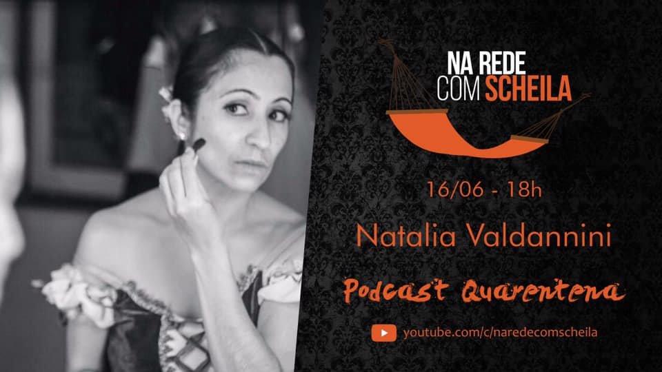 Maitresse de Ballet, a friburguense Natália Valdannini estará na rede com Scheila Santiago