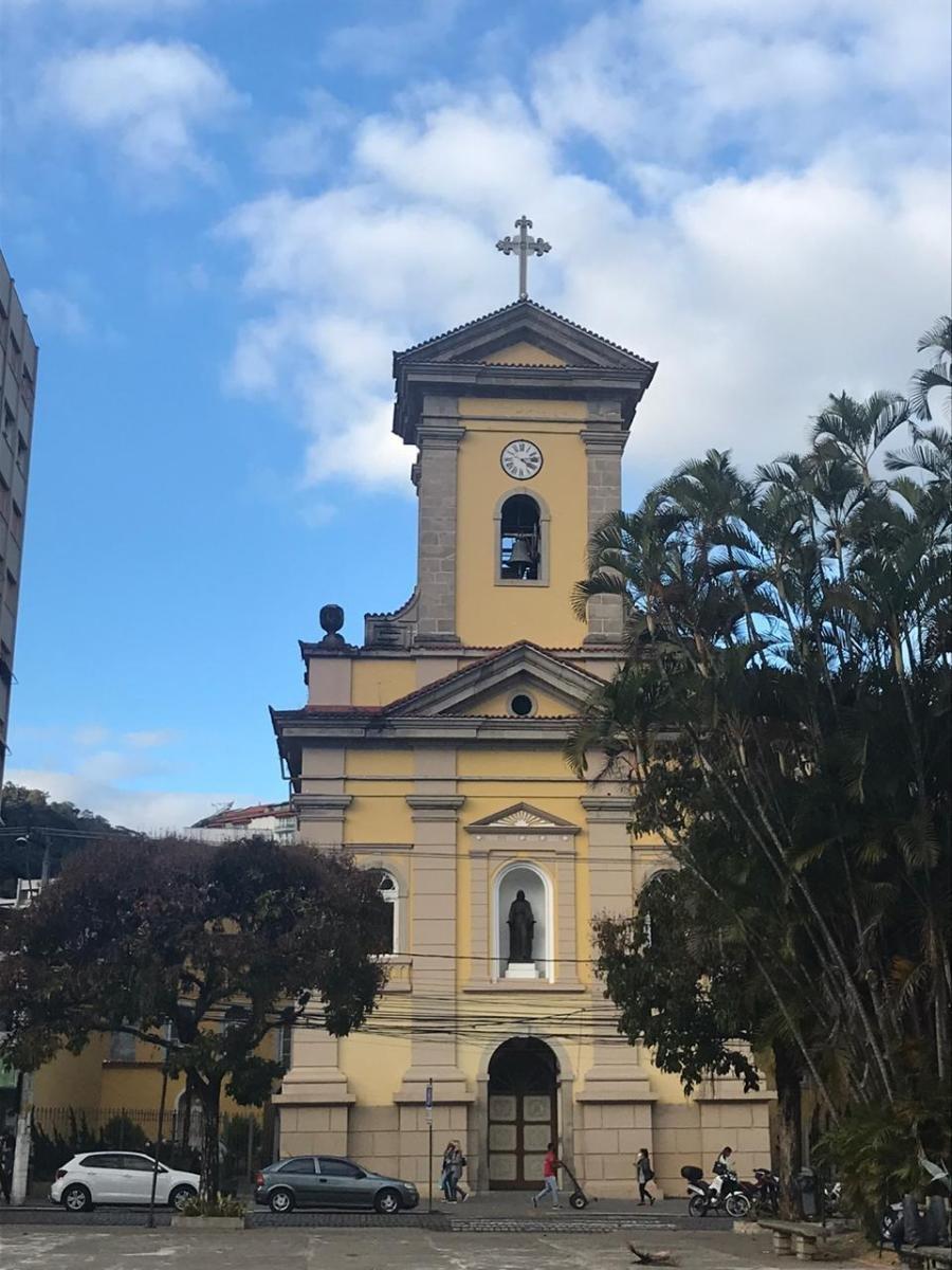 Sesc traz mapping natalino a pontos turísticos da Região Serrana a partir de domingo