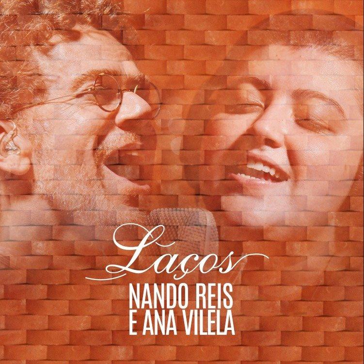 """Ana Vilela e Nando Reis gravam  canção  dedicada aos profissionais da saúde – """"Laços"""""""