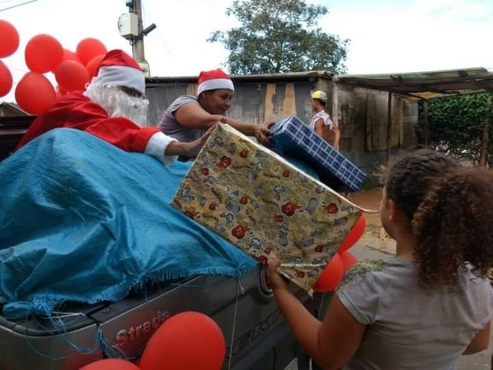 Auxiliar de Serviços Gerais pede apoio para realização de Natal Solidário