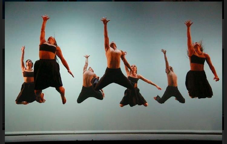 Cia de ballet Dalal Achcar se apresenta no Cristo Redentor, em comemoração aos seus 90 anos